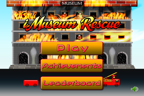 Screenshot iMuseum Rescue Lite