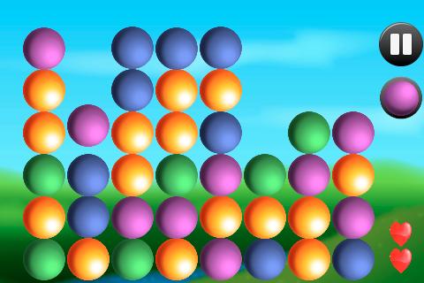 Screenshot BubbleBlaster Free