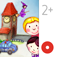 My Little Town: Toddler's Seek & Find. An interactive activity book for iPhone.